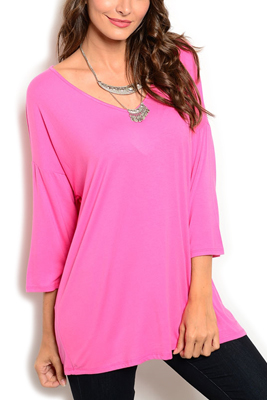 Plus Size  Casual Sheer Flowy Knit Top
