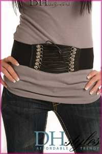 Up Stretchy Corset Fashion Belt